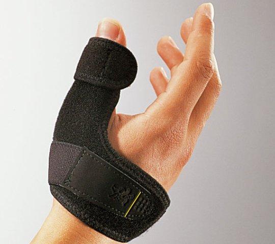 Фиксатор для большого пальца своими руками